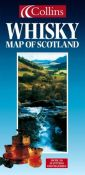 Collins Publishers: Collins Whisky Map of Scotland